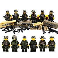 Отряд «Дельта», военный конструктор,brickarms