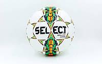 Мяч футбольный №5 Sel Brillant Super полиуретан (футбольний м'яч)