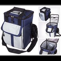 Холодильник-сумка 14л термоэлектрический Vitol BL-309-14L DC 12 V, 50W
