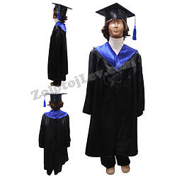 Мантия выпускника для ребенка рост 116