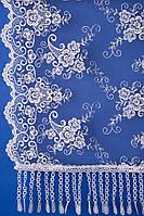 Шарф для невесты (белый) Кs 16
