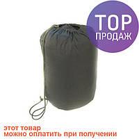 Спальный мешок спальник SMB0001 Хаки / Спальник для походов