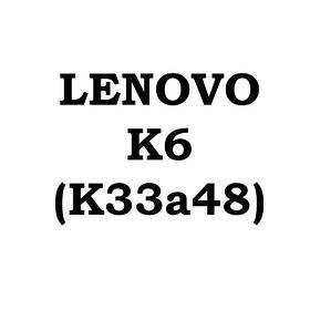 Lenovo K6 (k33a48)