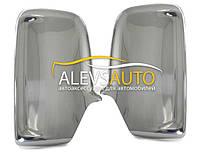 Накладки на зеркала ABS  Mercedes Sprinter W906 (2006-)