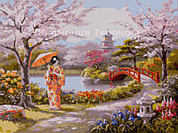 Картина по номерам: Нарисованный рай, 40х50см. (КНО2810), фото 1