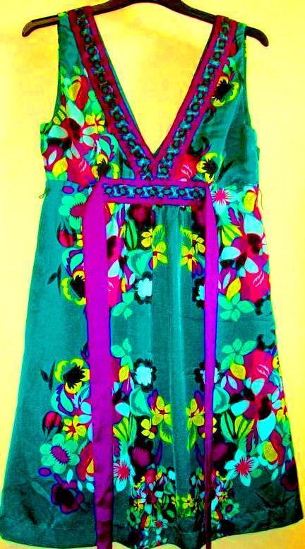 Красиве яскраве плаття h&m 36 р.