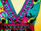 Красиве яскраве плаття h&m 36 р., фото 2
