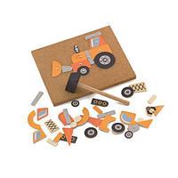 """Набор для творчества Viga Toys """"Строительная техника"""" (50336)"""