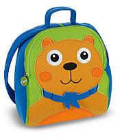 """8001011 Детский рюкзак """"Медвежонок- путешественник Джо"""""""