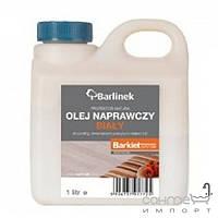 Плинтус Barlinek Масло белое Barlinek для восстановления полов покрытых маслом UV (1 литр), арт. ONB-STP