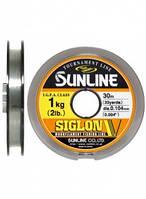 Леска Sunline Siglon 30м d-0.245