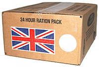 Британский военный сухпай, суточный рацион - Operational Ration Pack, General Purpose 24H