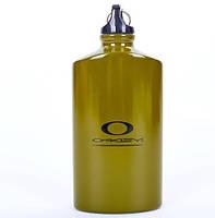 Фляга алюминиевая туристическая Oakley TY-5555 0,6 л оливковая