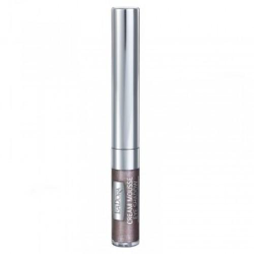 Кремовые тени для век Cream Mousse Eye Shadow №28 Gun Metal, IsaDora