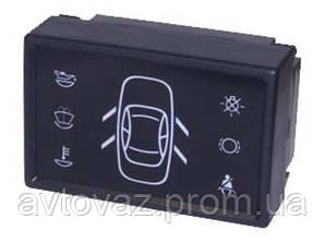 Блок індикації бортової системи ВАЗ 2110, ВАЗ 2111, ВАЗ 2112 Элара