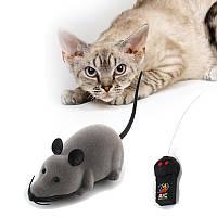 Игрушка на радиоуправлении для питомцев Мышь