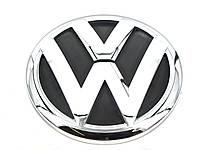 Volkswagen Caddy 2010-2015 гг. Задний значок (Под оригинал) Распашные двери