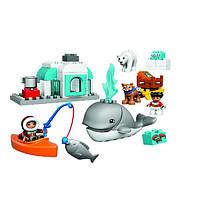 Lego Duplo Вокруг света Арктика 10803 Arctic