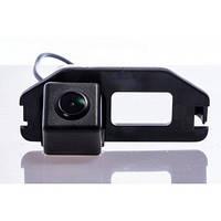 Камера заднего вида. Штатная камера заднего вида Toyota Camry V50 CCD