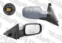 Зеркало правое электр + обогр + датч темп Renault Scenic 2 03-09