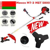 Мотокоса Минск МТ3 МБТ-5800