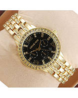 ЖЕНСКИЕ ЧАСЫ MICHAEL KORS BRILLIANT GOLD/BLACK
