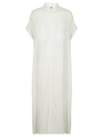 Платье летнее батал белое Wiri от Peppercorn (PEP) в размере M, фото 2