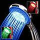 Светодиодная насадка на душ LED Shower Head для декора ванной комнаты, фото 3