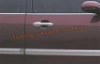 Нижние молдинги стекол Omsa на Ford Focus 1998-2004 седан