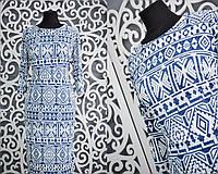 """Комфортное женское платье в стиле """"Ацтеки"""" 50, 52, 54, 56 размеры батал"""