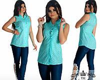 Блузка летняя Прошва 444 Багет