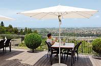 Садовые зонты, зонты для кафе Glatz , Suncomfort (Швейцария)