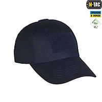 M-Tac бейсболка тактическая Flex рип-стоп Dark Navy Blue