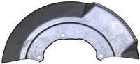Защита переднего  тормозного   диска  VW T-4    L