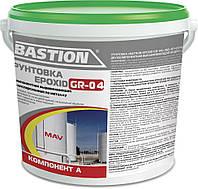 Грунтовка BASTION EPOXID GR-04 двухкомпонентная выравнивающая (ВД-ЭП-0374)