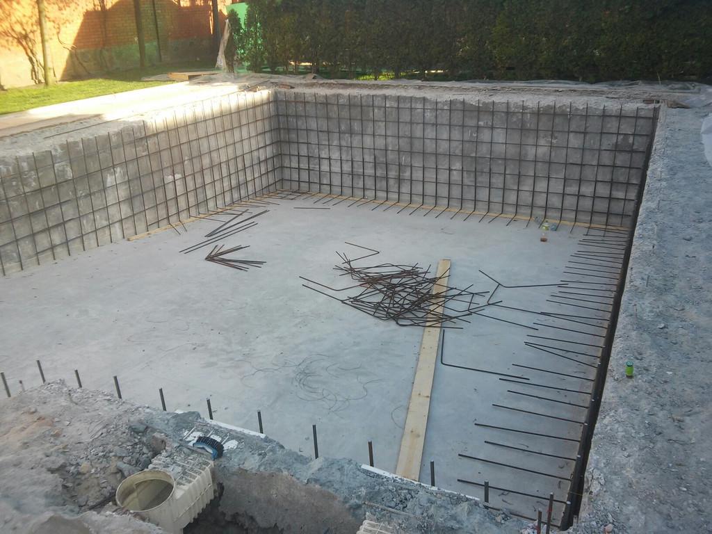 Реконструкция бетонной чаши бассейна 5