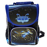 Ранец ортопедический Smile Мотоцикл 988009