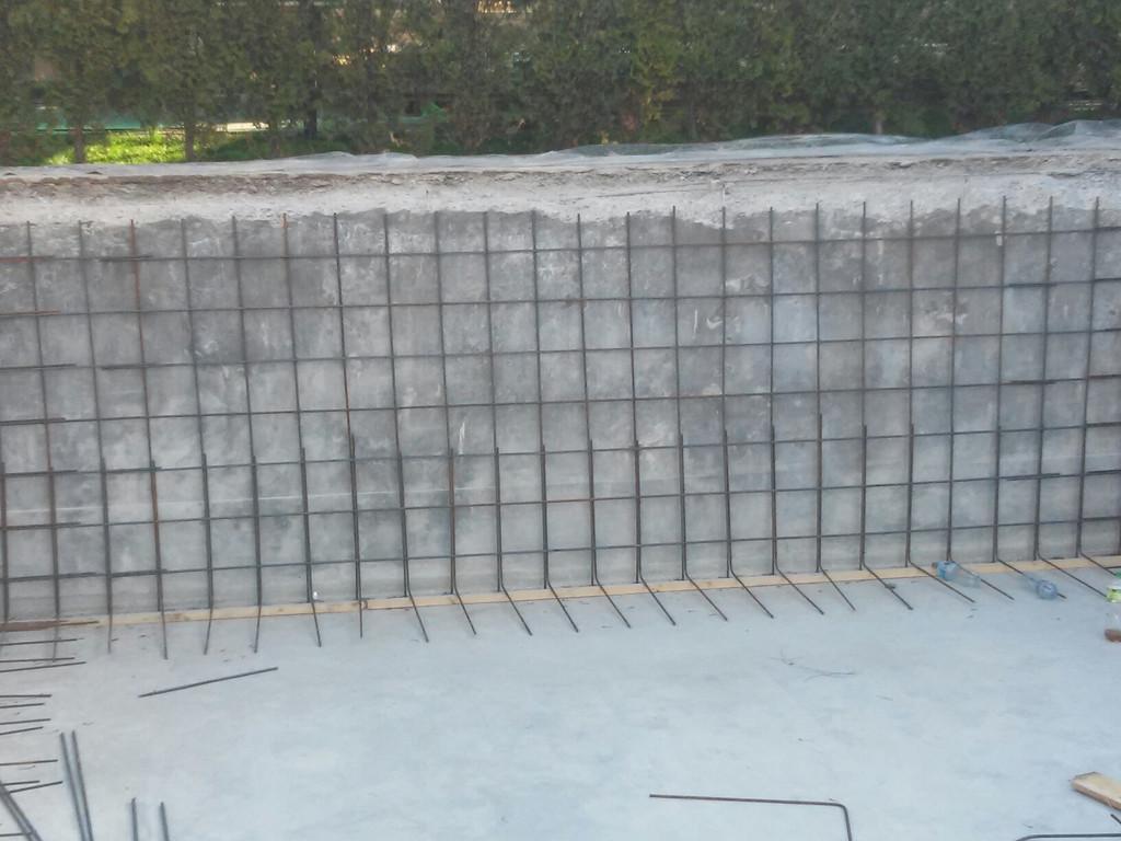 Реконструкция бетонной чаши бассейна 6
