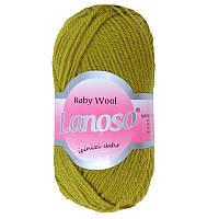Пряжа Lanoso Baby Wool 508