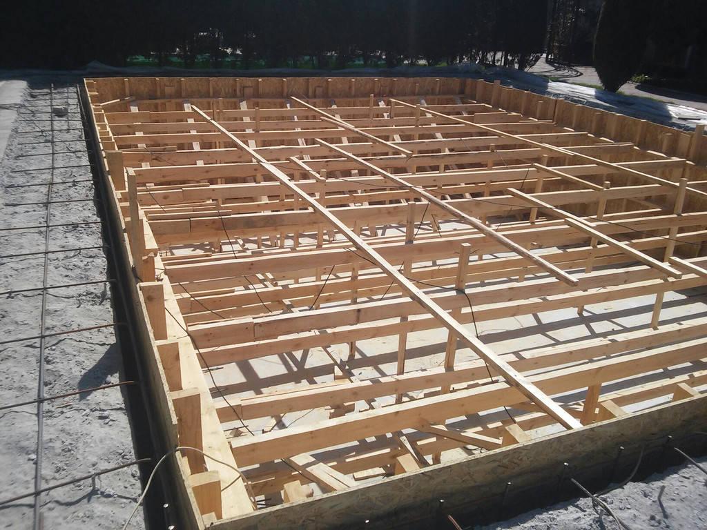 Реконструкция бетонной чаши бассейна