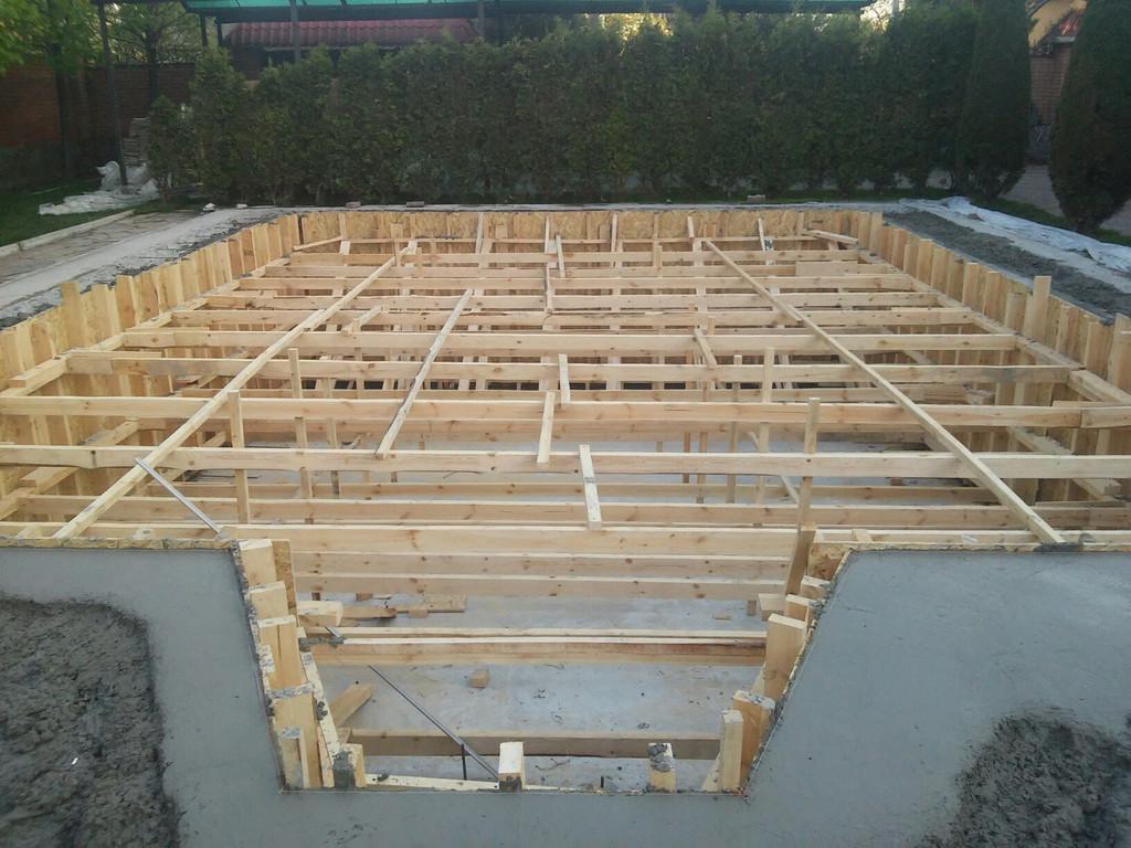 Реконструкция бетонной чаши бассейна 13