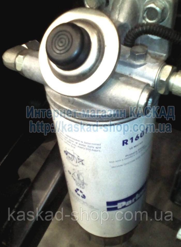 Фільтр сепаратор Parker-Racor 4160RHH20MTC з підігрівом