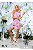 Платье из штапеля 4 цвета