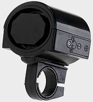 Звонок велосипедный электронный сигнал вело гудок электрический 2х ААА електричний дзвоник