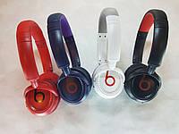 Беспроводные наушники с встроенным MP3 Monster Beats XF-238 by Dr. Dre, наушники Монстер Битс XF – 238 бай док