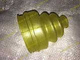 Пыльник шруса (полуоси) заз 1102 1103 таврия славута сенс sens внутренний силиконовый, фото 4