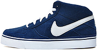 Мужские кроссовки Nike Mavrk Mid (высокие Найки) синие