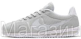 Мужские кроссовки Nike Cortez Ultra Grey (в стиле Найк Кортез) серые