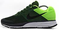 Мужские спортивные кроссовки Nike Pegasus (Найк Пегасус) зеленые