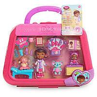 Игровой набор Доктор Плюшева Оригинал DisneyStore Doc McStuffins Mini Figurine Baby Cece Set), Disney